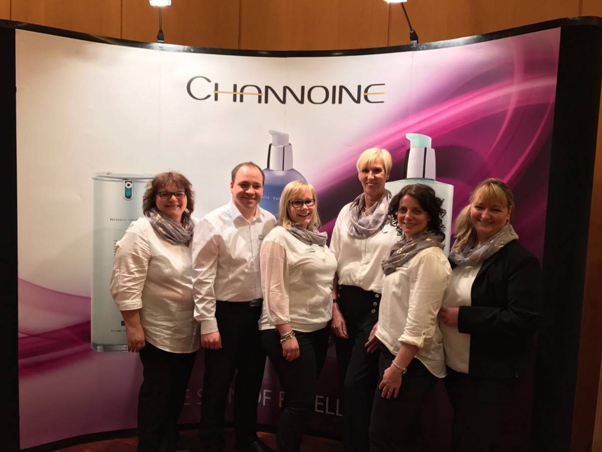 CHANNOINE Messe Bild Team_1